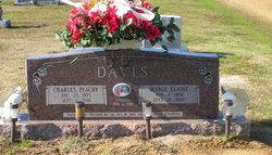 Elaine <I>Williams</I> Davis