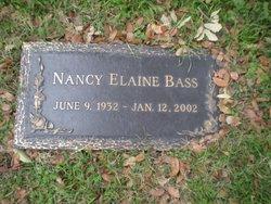 Nancy Elaine <I>Riddle</I> Bass