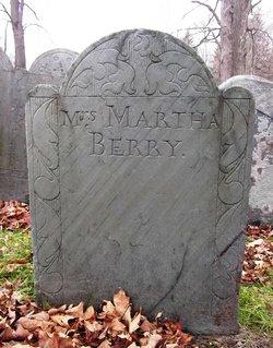 Martha <I>Rogers</I> Berry