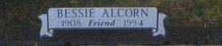 Bessie Alcorn