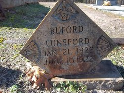 "James Beauford ""Buford"" Lunsford"
