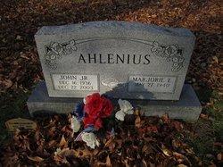 John Ahlenius, Jr