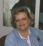 Nancy Dorine <I>McGee</I> Theobald