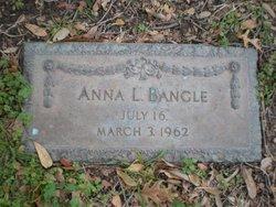 Anna L Bangle