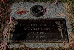 Dorothy <I>Shuler</I> McGlothlin