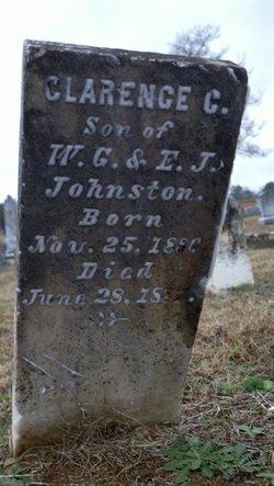 Clarence C. Johnston