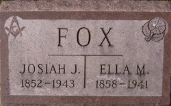 Ella M. <I>Wann</I> Fox