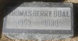 Thomas Berry Boal