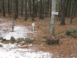 Corliss Burial Place