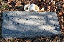 Baby Boy Barnes