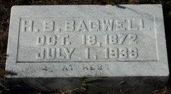 Henry Burress Bagwell