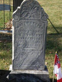 """Walter M. """"Watt"""" Bryson"""