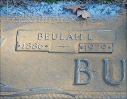 Beulah I <I>Massey</I> Bussey