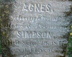 Agnes Simpson