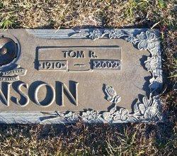 "Tomas R. ""Tom"" Johnson"