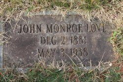 John Monroe Love