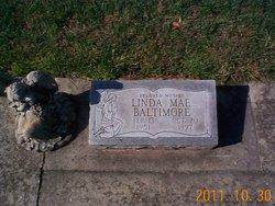 Linda Mae <I>Wills</I> Baltimore