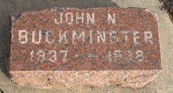 John Norval Buckminster