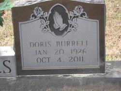 Doris <I>Burrell</I> Abels