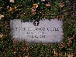 Jessie Eleanor <I>McClune</I> Coyle