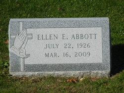 Ellen E. Abbott