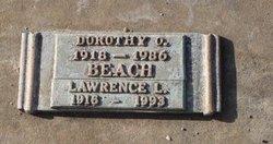 "Lawrence L ""Larry"" Beach"