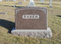 Ida M <I>Neville</I> Baker