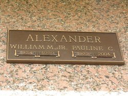 William McClellan Alexander, Jr