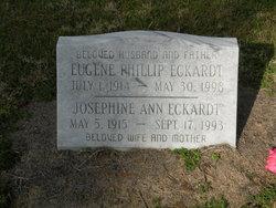 Josephine Ann <I>Michaelson</I> Eckardt