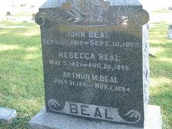 Rebecca <I>Uhl</I> Beal
