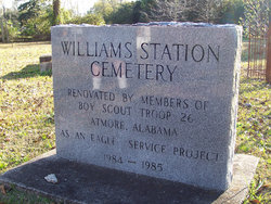 Williams Station Cemetery