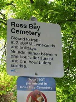 Ross Bay Cemetery