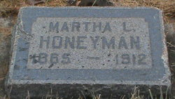 Martha Louise <I>Humphrey</I> Honeyman