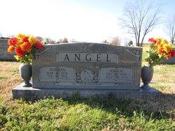 Maggie <I>Mundy</I> Angel