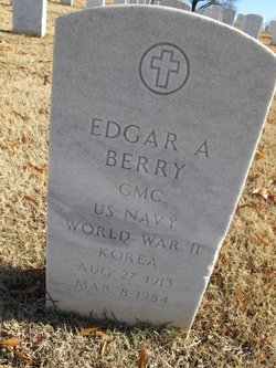 Edgar Allen Berry