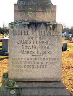 Rachel E. <I>Brawley</I> Hemphill