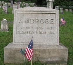 Pvt Jacob Trauger Ambrose