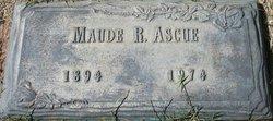 "Maude Roberts ""Nannie"" <I>Moore</I> Ascue"