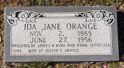 Ida Jane <I>Byrd</I> Orange