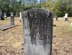 Nancy Jane Carter