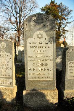 George Weinberg