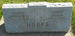 Sarah Catherine <I>Smith</I> Hoops