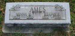 Minnie M. <I>Brandon</I> Ames