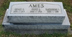 """Olive L. """"Ollie"""" Ames"""
