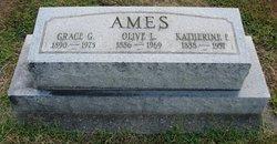 "Katherine F. ""Katie"" Ames"