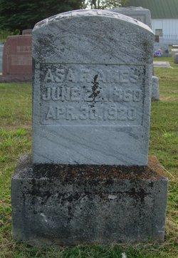 Asa Forrest Ames