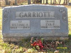 "Eva Francis ""Evy"" <I>Smith</I> Garriott"