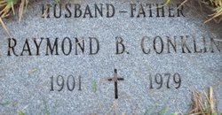 "Raymond Bertrum ""Bert"" Conklin"