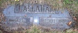 Helen <I>Christian</I> Callahan
