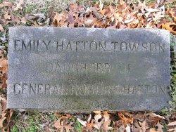 Emily Peyton <I>Hatton</I> Towson